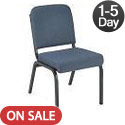 Click here for more 1000 Series Roll Front Stack Chairs by KFI by Worthington