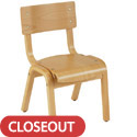 Click here for more 1100 Series Wooden Chairs by KFI by Worthington