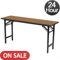Folding Seminar Tables by KFI