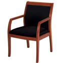 Click here for more 4900 Series Full Back Guest Chair by KFI by Worthington