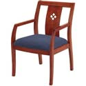 4900 Series Diamond Back Guest Chair by KFI