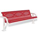 Click here for more Contoured Cantilevered Benches by UltraPlay by Worthington