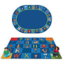 A to Z Animals! Carpet by Carpets for Kids