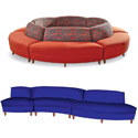 Click here for more Accompany Curve Reception Seating by High Point by Worthington