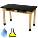 Acid Resistant Science Lab Tables by National Public Seating