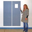 Click here for more Acoustical Wall Panels by Screenflex by Worthington