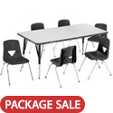 Click here for more 120 Series Chair & Activity Table Packages by Scholar Craft by Worthington