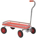 Click here for more SilverRider® Red Wagon by Angeles by Worthington