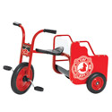 Click here for more ClassicRider® Fire Truck Trike by Angeles by Worthington