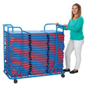 Click here for more Universal Rest Mat Cart by Angeles by Worthington