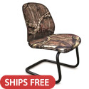 Allegra Camo Guest Chair by Marvel
