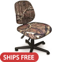 Allegra Camo Task Chair by Marvel