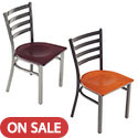 Click here for more Café Chair 3 & 4 by AmTab by Worthington