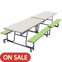 Magnificent Cafeteria Tables Lunchroom Tables Worthington Direct Machost Co Dining Chair Design Ideas Machostcouk