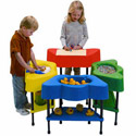 Sensory Tables by Angeles