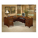Click here for more Antigua Veneer Executive L-Desks by NDI Office Furniture by Worthington