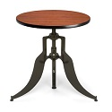 Click here for more Endure Series Adjustable Height Café Tables by OFM by Worthington