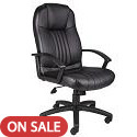 B7641 Leather Executive Chair by Boss