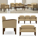 Belmont Series Reception Seating by Lesro