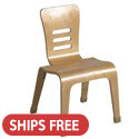 Click here for more Bentwood Chairs by ECR4Kids by Worthington