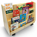 Click here for more Book Display Stand by Whitney Brothers by Worthington
