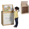 Birch Big Book Display & Storage by ECR4Kids