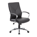 Click here for more B10101 LeatherPlus Executive Chair by Boss by Worthington