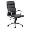 Click here for more B9471 CaressoftPlus Executive Chair by Boss by Worthington