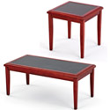 Click here for more Brewster Series Reception Tables by Lesro by Worthington