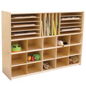 Contender Series Multi-Storage System by Wood Designs