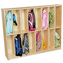 Click here for more Contender Series Twin Trim Locker by Wood Designs by Worthington
