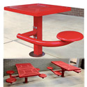 Canteen Tables by UltraPlay