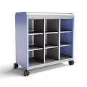 Cascade Cubby Mega-Cabinet by Smith System