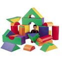 Soft Big Block Set by Children's Factory