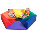 Click here for more Hexagon Happening Hollow by the Children's Factory by Worthington