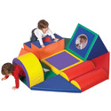 Click here for more Shape and Play Obstacle Course Climber by the Children's Factory by Worthington