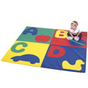 Click here for more ABC Crawly Mat by Children's Factory by Worthington