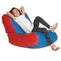 Click here for more School Age High Back Bean Bag by the Children's Factory by Worthington