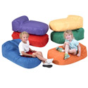 Pod Pillows Set of 6 by Children's Factory