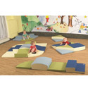 Click here for more Soft Touch 24 Piece Activity Room Set by the Children's Factory by Worthington