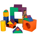 Click here for more Block Set by the Children's Factory by Worthington
