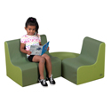 Click here for more Contour Furniture by the Children's Factory by Worthington