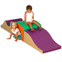 Click here for more Curved Tunnel Climber by Children's Factory by Worthington