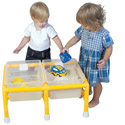 Click here for more Mini Double Discovery Table by Children's Factory by Worthington