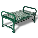 Click here for more Charleston Outdoor Benches by UltraPlay by Worthington