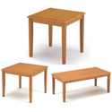 Chelsea Series Reception Tables by Lesro