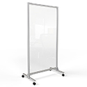 Clear Mobile Dividers by Ghent
