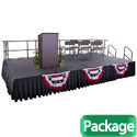 Click here for more Complete Stage Sets by Caprock by Worthington