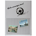 Click here for more Contemporary Silver Steel Dry Erase Board by Best-Rite by Worthington