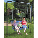 Click here for more Contour Bench Swing by UltraPlay by Worthington